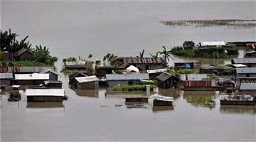 Khabar Odisha:Nation-At-least-15-dead-43-lakh-affected-in-Assam-floods-Centre-releases-Rs-251-crore-aid