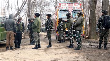 Khabar Odisha:Nation-Awantipora-encounter-security-forces-kill-3-terrorists-pulwama-attack-including-Yashir