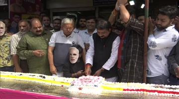 Khabar Odisha:Nation-Bjp-leaders-extend-birthday-greetings-to-PM-Modi-call-him-an-inspiration-for-all