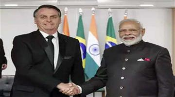 Khabar Odisha:Nation-Brazilian-President-Bolsonaro-chief-guest-on-Repbulic-day-India-visit-begin-from-Friday