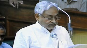 Khabar Odisha:Nation-CM-of-Bihar-Nitish-Kumar-announces-Rs-6000-for-every-flood-affected-family