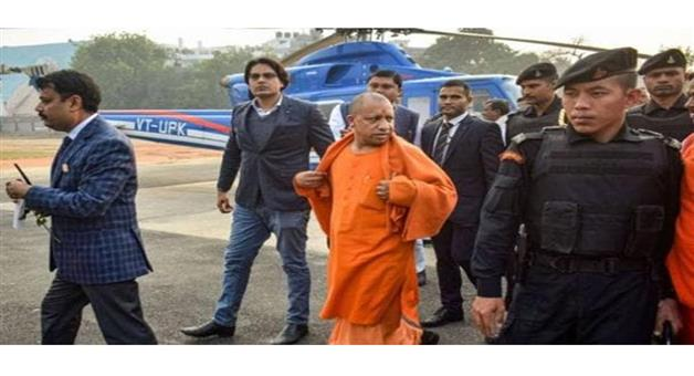 Khabar Odisha:Nation-Chief-Minister-Yogi-Adityanath-will-visit-Ayodhya-visit-Sadhu-and-Saints-meeting-ram