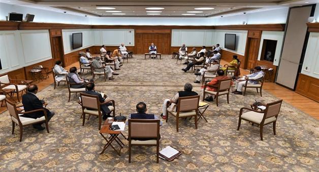 Khabar Odisha:Nation-Coronavirus-crisis-PM-Narendra-Modi-deploys-ministers-on-covid-19-frontline-to-defeat-pandemic