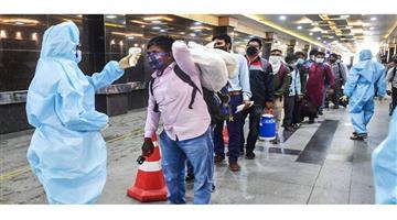 Khabar Odisha:Nation-Coronavirus-in-India-highest-single-day-spike-today-new-corona-cases-record
