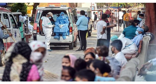 Khabar Odisha:Nation-Delhi-corona-updates-death-toll-weekend-curfew-live-updates