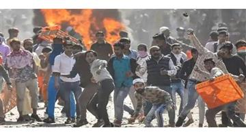 Khabar Odisha:Nation-Delhi-riots-leading-conspirators-had-decided-to-adopt-guerrilla-tactics