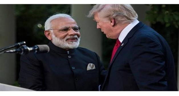 Khabar Odisha:Nation-Donald-Trump-22-km-road-show-1-lakh-people-will-be-involved-in-the-program-PM-Modi