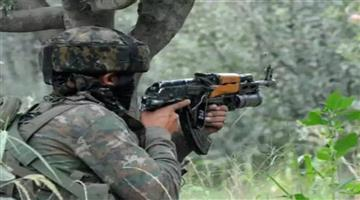 Khabar Odisha:Nation-Encounter-between-security-forces-terrorists-underway-in-Baramulla-in-Jammu-and-Kashmir