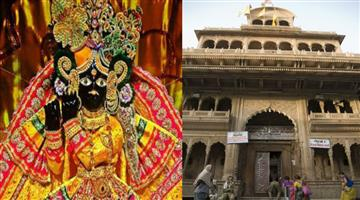 Khabar Odisha:Nation-Famous-Banke-Bihari-Temple-of-Mathura-will-be-reopened-for-devotees-from-25th-October