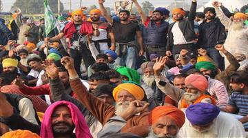 Khabar Odisha:Nation-Farmer-organizations-reject-government-proposals-regarding-farm-laws