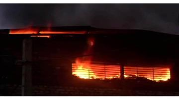 Khabar Odisha:Nation-Fire-in-factory-no-loss-to-life-reported-efforts-to-douse-fire-underway