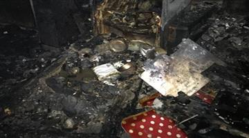 Khabar Odisha:Nation-Fire-that-broke-out-at-a-house-in-Shalimar-Bagh-of-Delhi-Three-dead-and-four-injured