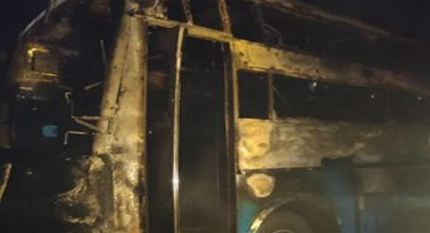 Khabar Odisha:Nation-Five-people-including-a-baby-charred-to-death-and-27-injured-Karnataka