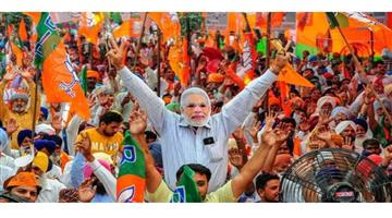 Khabar Odisha:Nation-Gujarat-civic-polls-BJP-retains-power-in-all-six-municipal-corporations
