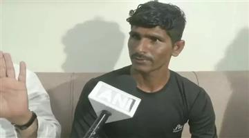 Khabar Odisha:Nation-I-want-to-win-a-medal-for-country-says-Rameshwar-Gurjar-of-Madhya-Pradesh