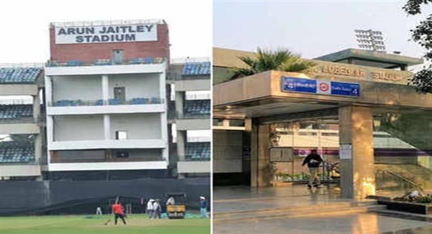 Khabar Odisha:Nation-Coronavirus-if-situation-worsens-suspects-will-be-kept-in-Ambedkar-stadium-and-Arun-Jaitley-stadium
