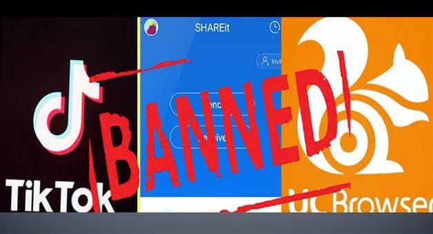 Khabar Odisha:Nation-India-digital-surgical-strike-59-Chinese-apps-including-Tik-Tak-Uc-Browser-banned