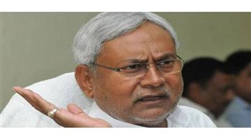 Khabar Odisha:Nation-Jehanabad-CM-Nitish-Kumar-victory-election-2020-supporter-cut-finger-Anil-Sharma