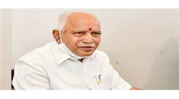 Khabar Odisha:Nation-Karnataka-CM-Yediyurappa-covid-19-positive-his-6-staff-is-also-found-infected