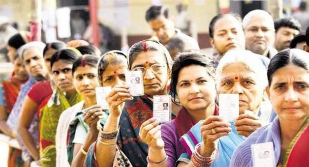 Khabar Odisha:Nation-Maharashtra-Haryana-assembly-elections-voting-today-fate-of-more-than-4000-candidate-to-be-decided