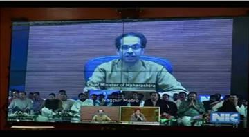 Khabar Odisha:Nation-Maharastra-Uddhav-Thackeray-praised-Devendra-Fadnavis-and-Nitin-Gadkari-for-development-of-Maharashtra