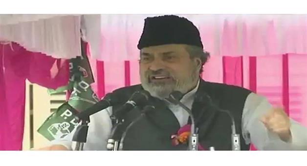 Khabar Odisha:Nation-Muzaffar-Hussain-baig-founder-member-of-PDP-quits-the-party-in-Jammu-and-Kashmir
