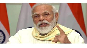 Khabar Odisha:Nation-PM-Modi-to-hold-virtual-bilateral-summit-with-his-Denmark-counterpart-today