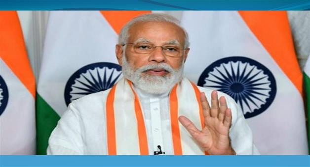 Khabar Odisha:Nation-Prime-Minister-Narendra-Modi-to-address-celebration-of-Dharma-Chakra-day