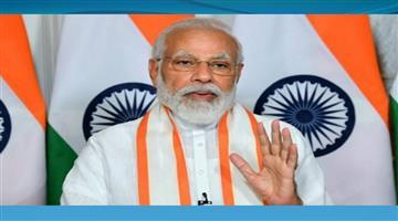 Khabar Odisha:Nation-Prime-Minister-Narendra-Modi-to-address-celebration-of-Dharma-Chakra-day