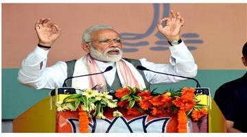 Khabar Odisha:Nation-Prime-Minister-Narendra-Modi-will-address-three-rallies-in-Sasaram-Gaya-and-Bhagalpur-today