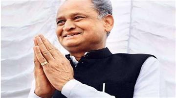 Khabar Odisha:Nation-Rajastan-CM-Ashok-Gehlot-said-252-out-of-501-declarations-of-public-manifesto-completed
