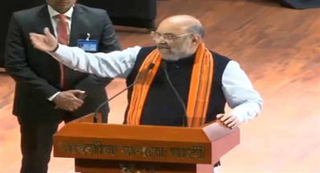 Khabar Odisha:Nation-Sharjeel-imam-has-given-statement-that-is-dangerous-than-Kanhaiya-Kumars-statement-says-home-minister-Amit-Shah
