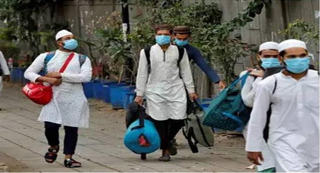 Khabar Odisha:Nation-Six-people-attended-Tablighi-Jamat-recently-died-due-to-coronavirus-in-Telangana