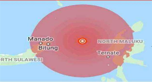 Khabar Odisha:Nation-Strong-71-earthquake-off-Indonesia-warning-to-stay-away-from-beaches
