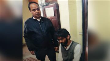 Khabar Odisha:Nation-Treason-accused-Sharjil-Imam-will-be-brought-to-Delhi-from-Bihar-today