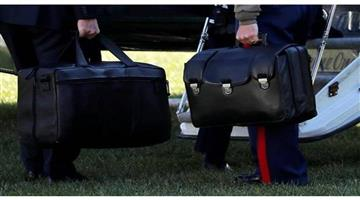 Khabar Odisha:Nation-US-President-Donald-Trump-India-visit-with-worlds-most-dangerous-nuclear-football