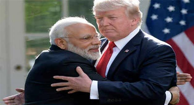 Khabar Odisha:Nation-US-President-Donald-Trump-wrote-thank-you-in-response-to-PM-Modi-s-tweet