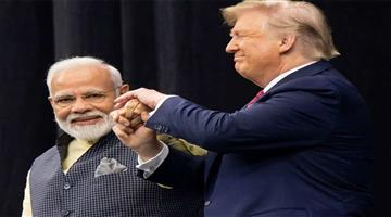 Khabar Odisha:Nation-USA-loves-India-president-Donald-Trump-tweet-after-Howdy-Modi-event