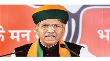 Khabar Odisha:Nation-Union-Minister-Arjun-Meghwal-tests-positive-for-coronavirus-COVID-19