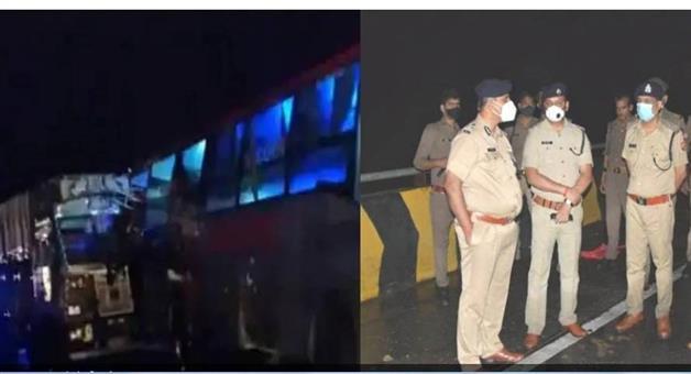 Khabar Odisha:Nation-Uttar-Pradesh-18-dead-in-accident-in-Barabanki-of-Uttar-Pradesh