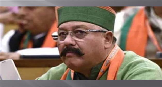 Khabar Odisha:Nation-Uttarakhand-CM-with-his-cabinet-home-quarantine-after-cabinet-minister-Satpal-Maharaj-corona-positive