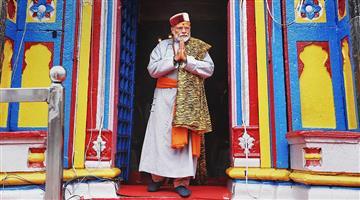 Khabar Odisha:Nation-Uttrakhand-After-Kedarnath-Badrinath-all-set-to-welcome-PM-Modi