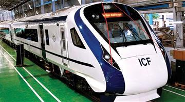 Khabar Odisha:Nation-Vande-Bharat-train-on-Mata-Vaishno-devi-Delhi-Katra-route-trials-begin-soon
