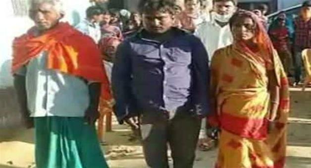 Khabar Odisha:Nation-corona-virus-Chhapara-youth-missing-meets-many-years-with-family-in-Bihar