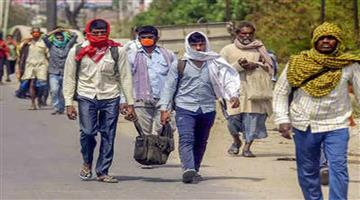 Khabar Odisha:Nation-covids-new-hunting-ground-rural-India-as-cases-surge-with-return-of-migrants
