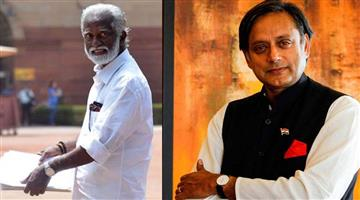 Khabar Odisha:Nation-election-LS-election-exit-poll-results-will-magic-create-Kummanam-rajasekharan-against-Shashi-Tharoor