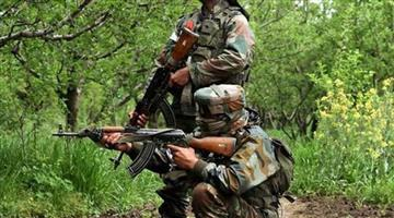 Khabar Odisha:Nation-security-Encounter-started-between-terrorists-and-security-forces-at-Imam-Sahab-area-of-Shopian