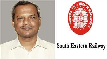 Khabar Odisha:National-Odisha-Odia-IRTS-Officer-sanjay-mohanty-taken-new-charge-as-SE-railway-general-Manager