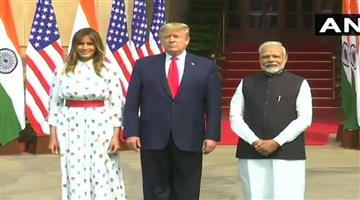 Khabar Odisha:National-Odisha-donald-trump-us-president-visit-to-india
