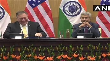 Khabar Odisha:National-Odisha-press-conference-of-american-foreign-minister-mike-pompeo-and-indian-foreign-minister-s-jaishankar